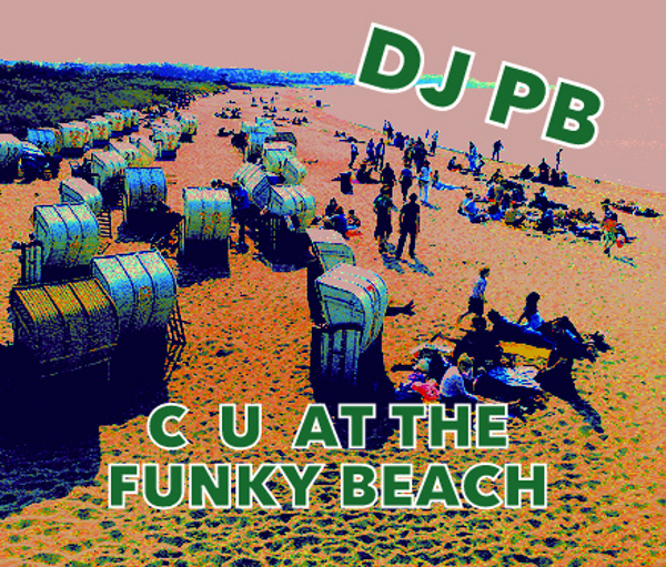 DJ PB - C U T THE FUNKY BEACH
