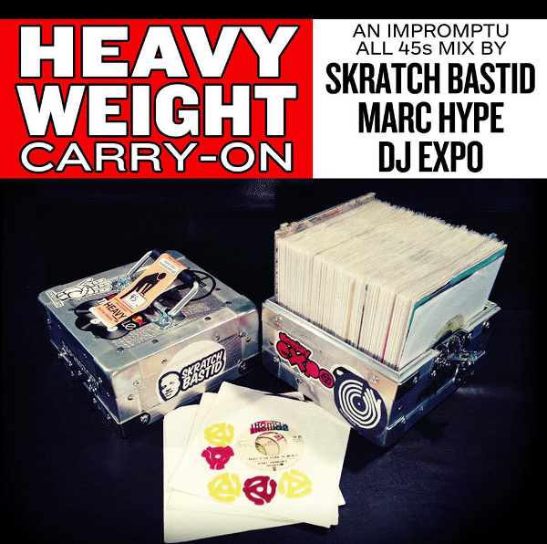 Heavyweight Carry-On