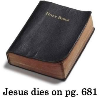 Bible Spoiler