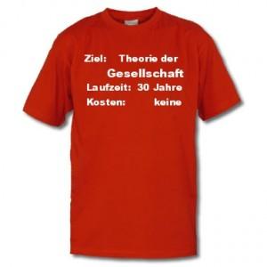 luhmann T-shirt
