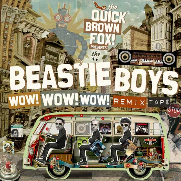 The quick brown fox: Beastie Boys - Bow Wow Wow