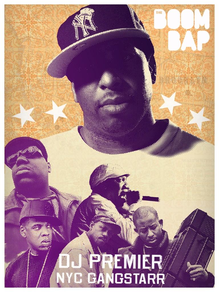 The Boom Bap - DJ Premier