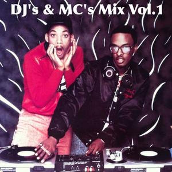 DJs&MCsMixVol1